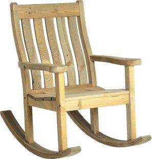 Marvelous Alexander Rose Pine Farmers Rocking Chair Customarchery Wood Chair Design Ideas Customarcherynet