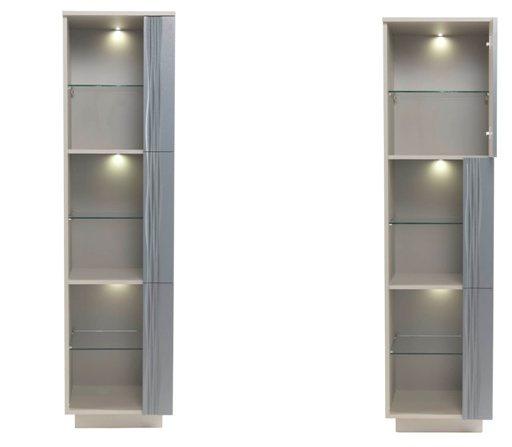 UK CF Quintique Open Display Cabinet
