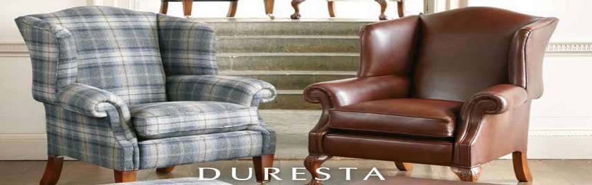 Duresta Wing Chairs & Stools