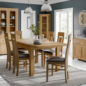 Devonshire New Oak Dining