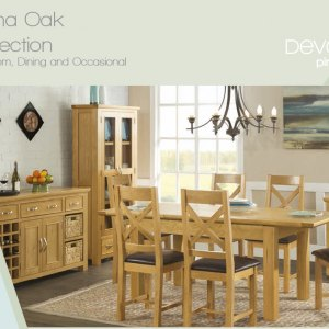 Devonshire Living: Siena Oak Living