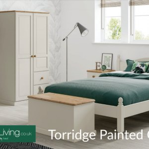 Devonshire Torridge Painted