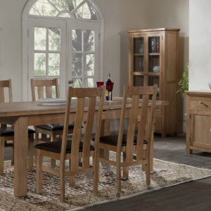 Devonshire Living: Dorset Oak:Dining: