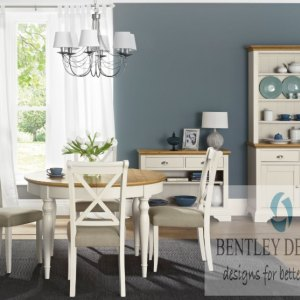 Bentley Designs Hampstead Dining