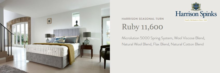 Harrison Spinks Ruby 11600