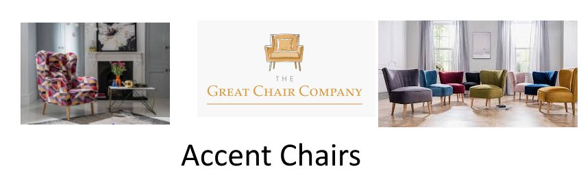 Great Chair Company Accent Chairs