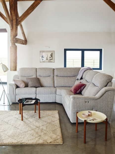 Save up to 50% on ex display G Plan sofas & suites