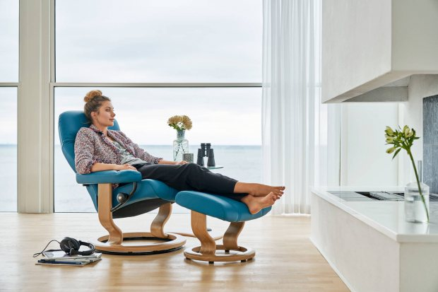 Ekornes Stressless Consol classic recliner Spring offer