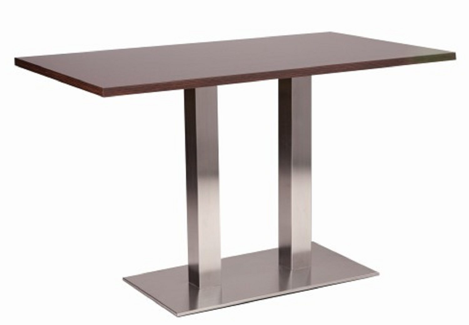 Picture of: Hafren Contract Furniture Hafren Contract Danilo Twin Pedestal Table With Solid Wood Top Contract Tables Hafren Furnishers