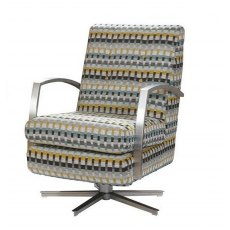Alstons Evie Swivel Chair
