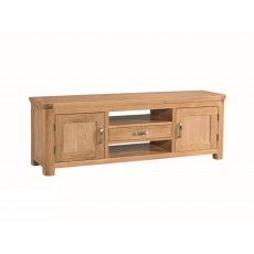 Annaghmore Treviso Solid Wide TV Unit