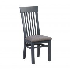 Annaghmore Treviso Midnight Blue Dining Chair