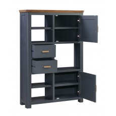 Annaghmore Treviso Midnight Blue High Display Unit