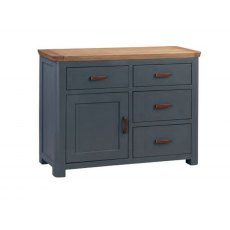Annaghmore Treviso Midnight Blue Small Sideboard