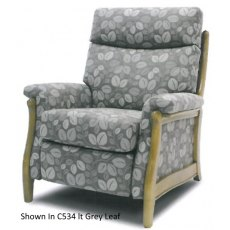 Cintique Richmond Chair Fabric