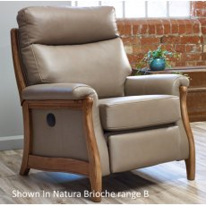 Cintique Richmond Manual Recliners