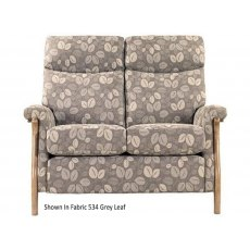 Cintique Richmond 2 Seater Settee Fabric