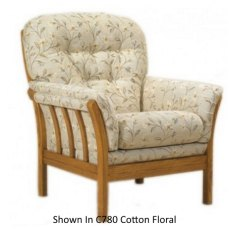 Cintique Vermont Chair Fabric