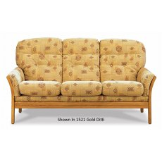 Cintique Vermont 3 Seater Settee Fabric