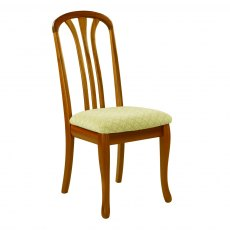 Sutcliffe Trafalgar Arran Slat Back Dining Chair