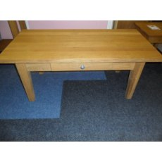 Bower House Design Coffee Table with Drawer