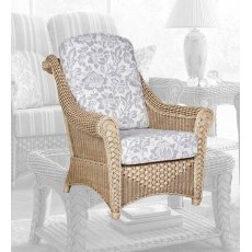 The Cane Industries Kirkland Armchair