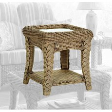 The Cane Industries Kirkland Side Table