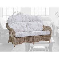 The Cane Industries Westbury 2.5 Seater Sofa