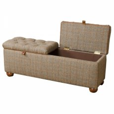 Tetrad Harris Tweed Eriskay Bedding Box