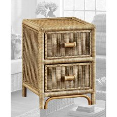 The Cane Industries Accessories 2 Drawer Unit Modular