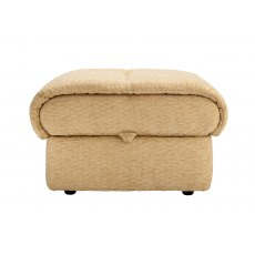 G Plan Upholstery Mistral Storage Footstool