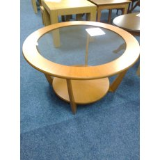 G Plan Cabinets Cabinet Fresco Round Coffee Table