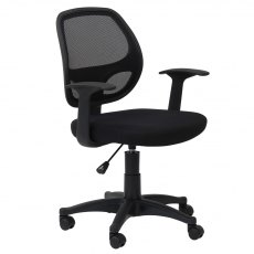 Alphason Office Chairs Davis Mesh Back Operator Chair