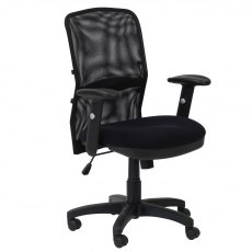 Alphason Office Chairs Dakota Mesh Back Managers Chair