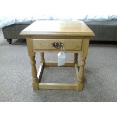 Charlesworth Oak Lamp Table