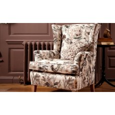 Duresta Grafton Wing Chair