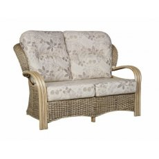 The Cane Industries Girona 2 Seater Sofa
