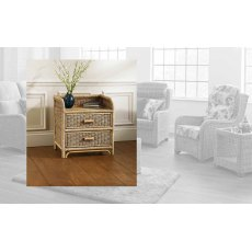 The Cane Industries Accessories 2 Drawer Chest