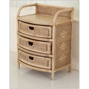 Daro Accessories 3 Drawer Storage Unit