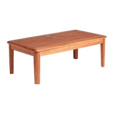 Alexander Rose Cornis Broadfield Coffee Table 1.2m x 0.65m