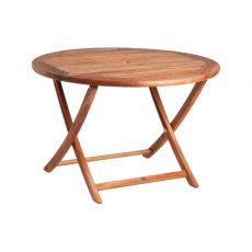 Alexander Rose Cornis Folding Table 1.1m