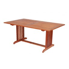 Alexander Rose Cornis Table 1.65x1.0m