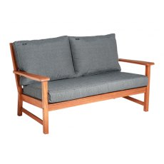 Alexander Rose Cornis Broadfield Lounge Sofa W. Cushion
