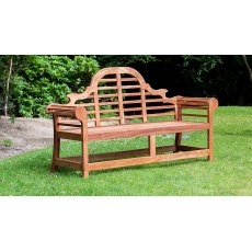 Alexander Rose Cornis Lutyens Bench 6Ft