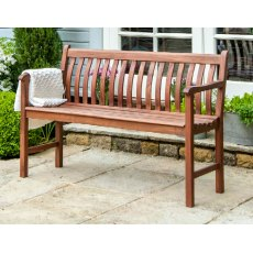 Alexander Rose Cornis 5' High Seat Broadfield Bench