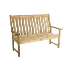 Alexander Rose Pine Farmers Bench 5Ft