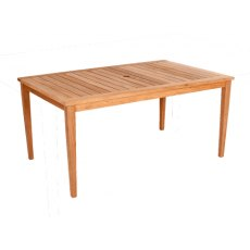 Alexander Rose Mahogany Heritage Table 1.6mx1m