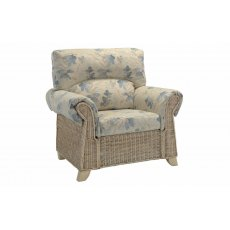 Desser Clifton Armchair & Cushion