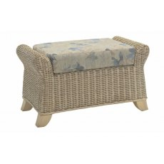 Desser Clifton Footstool & Cushion