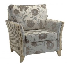 Desser Arlington Armchair & Cushion